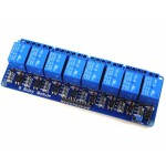 8 Channel 10A 5v Relay Module