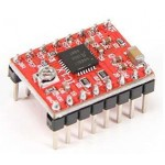 A4988 Stepper Motor Driver with Heatsink for 3D Printer