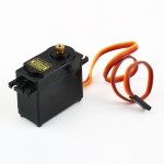 TOWERPRO MG995 - CONTINUOUS ROTATION 360° METAL GEAR SERVO MOTOR 9.2KG
