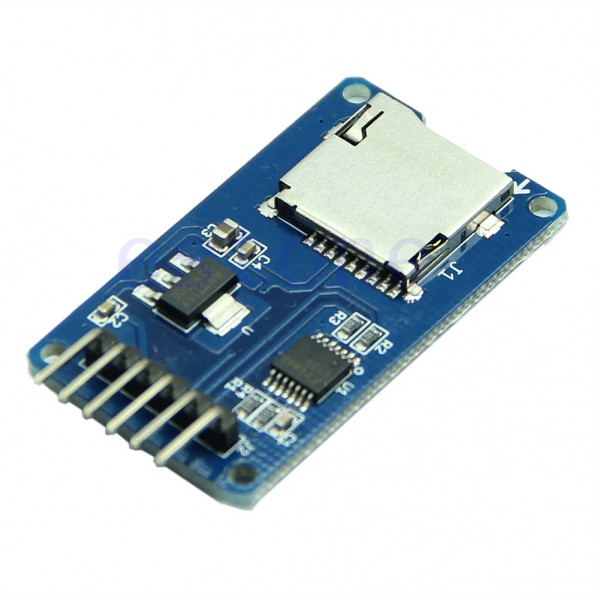 Micro SD Card Mini TF Card Reader Module with SPI Interfaces