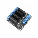 5V DC 4 Channel Relay Module Solid State