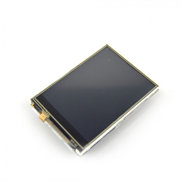 "3.2"" TFT LCD Touch Shield for Arduino Mega"