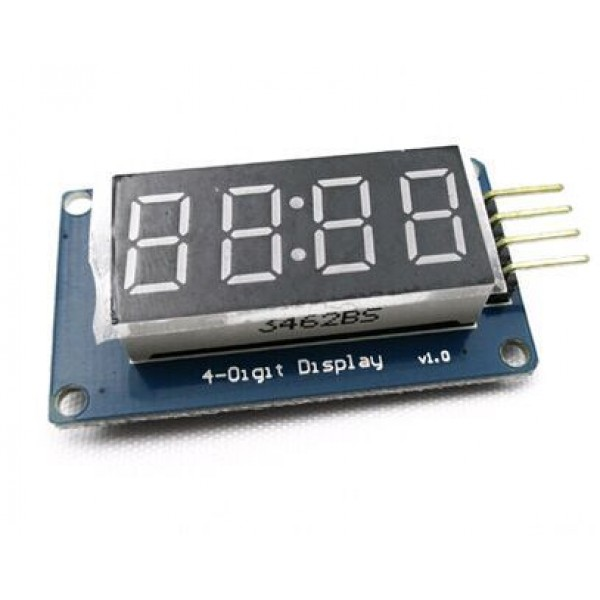 4-Bit LED Display Module (TM1637) For Arduino