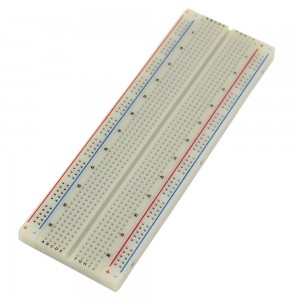 Full sized breadboard