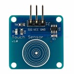 Digital Touch Sensor TTP223B Module For Arduino