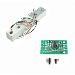 10Kg Scale Load Cell Weight Weighing Sensor +HX711 AD Module