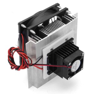 12V Thermoelectric Peltier Refrigeration Cooling System Kit